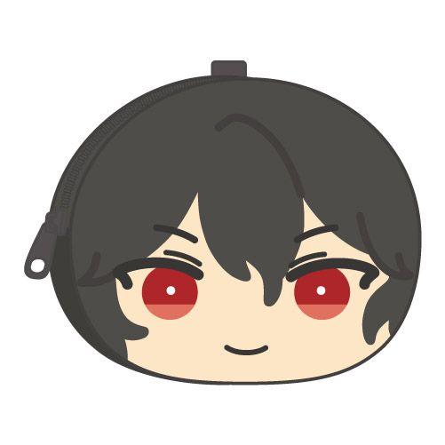 合奏明星 「朔間零」鬆軟饅頭 散銀包 Omanju Fukafuka Pouch 2 20 Sakuma Rei【Ensemble Stars!】