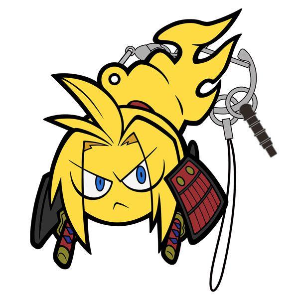 通靈王 「阿彌陀丸」PVC 匙扣 Amidamaru Hitodama Mode PVC Keychain【Shaman King】