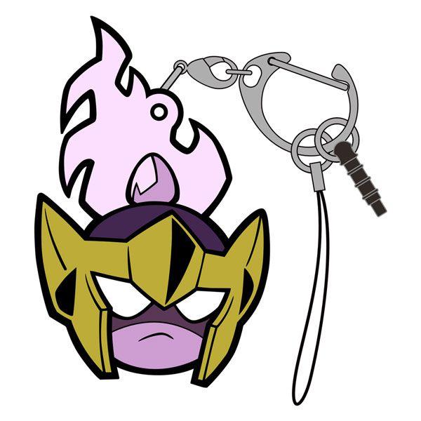 通靈王 「馬孫」PVC 匙扣 Bason Hitodama Mode PVC Keychain【Shaman King】