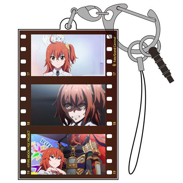 Fate系列 「GUDA子」經典場面 亞克力匙扣 Fate/Grand Carnival Ritsuka Fujimaru Famous Scene Acrylic Multi Keychain【Fate Series】