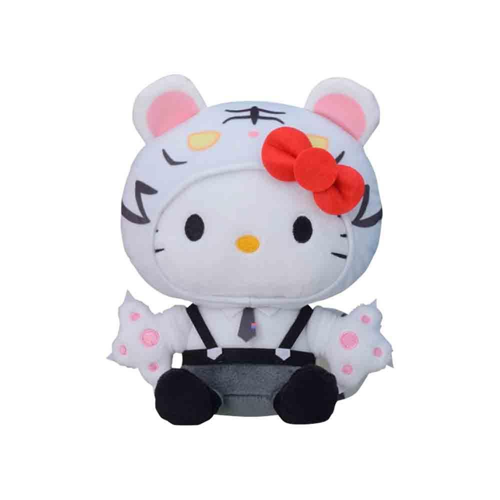 文豪 Stray Dogs 「中島敦 + Hello Kitty」Sanrio 系列 公仔 Sanrio Characters Plush Nakajima Atsushi x Hello Kitty【Bungo Stray Dogs】