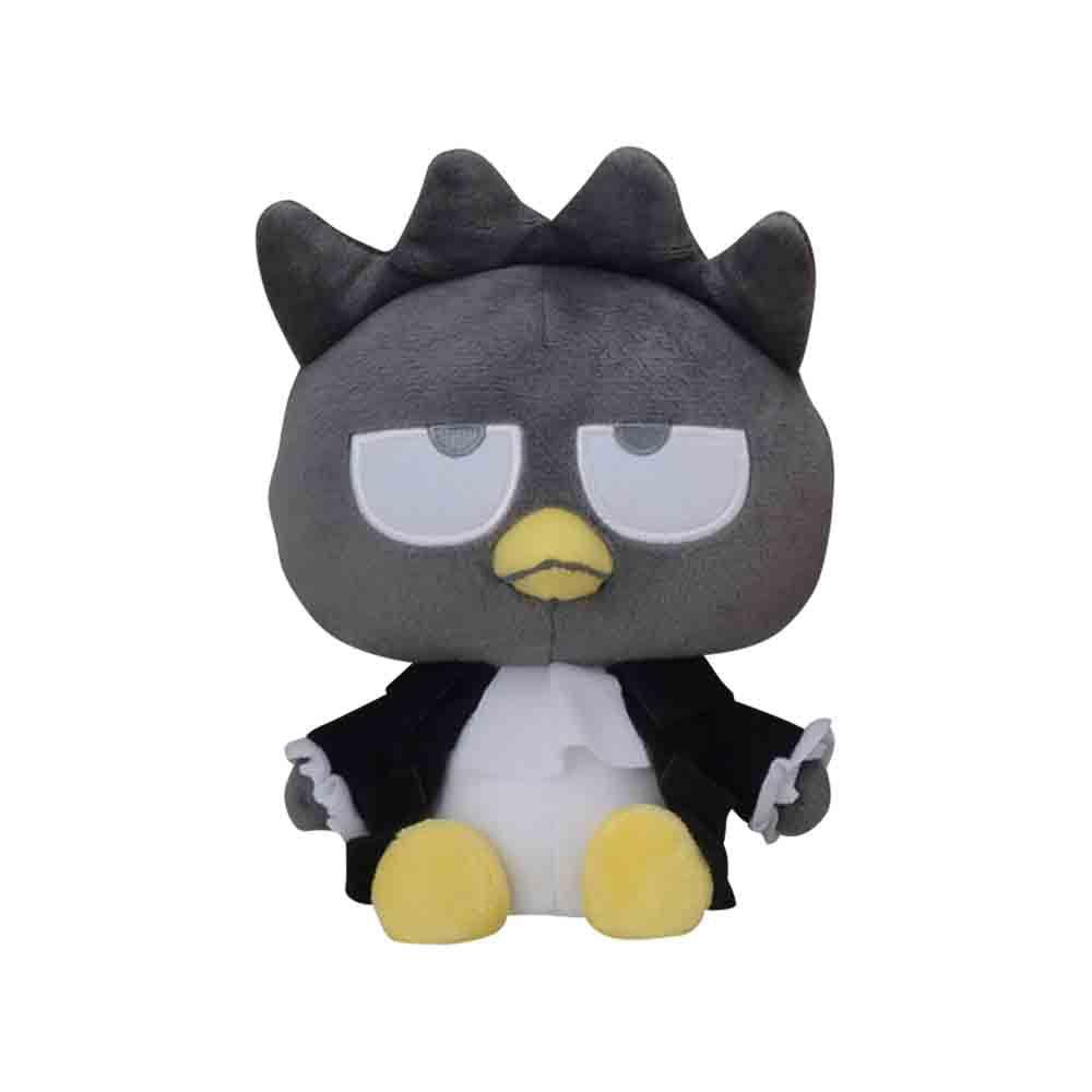 文豪 Stray Dogs 「芥川龍之介 + XO」Sanrio 系列 公仔 Sanrio Characters Plush Akutagawa Ryunosuke x Bad Badtz-Maru【Bungo Stray Dogs】