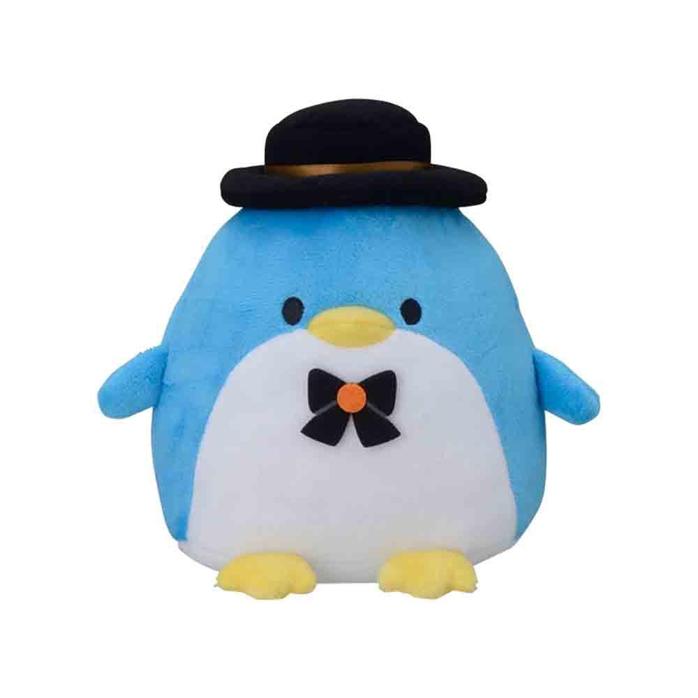 文豪 Stray Dogs 「企鵝 + 中原中也」Sanrio 系列 公仔 Sanrio Characters Plush Nakahara Chuya x Tuxedosam【Bungo Stray Dogs】