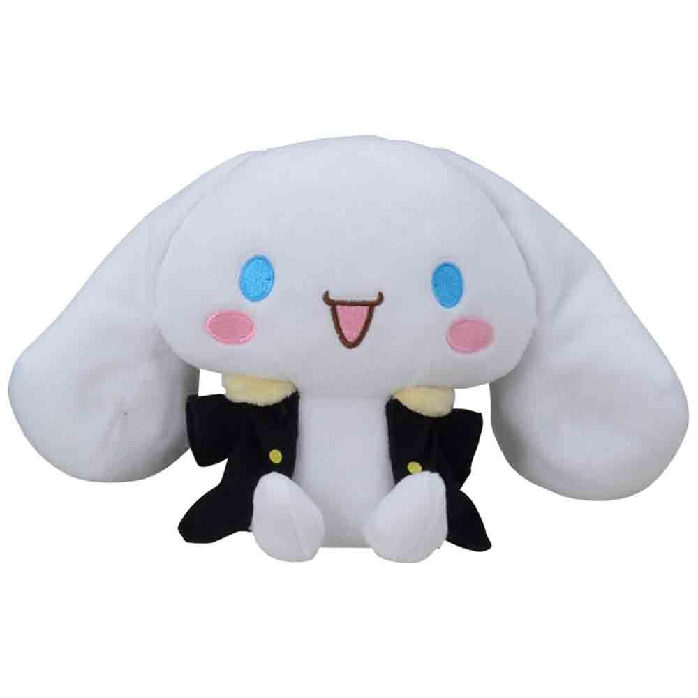 文豪 Stray Dogs 「費奧多爾 + 玉桂狗 / 肉桂狗」Sanrio 系列 公仔 Sanrio Characters Plush Fyodor, D x Cinnamoroll【Bungo Stray Dogs】