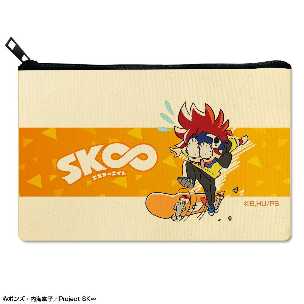 SK∞ 「曆」平板袋 Flat Pouch Design 01 Reki【SK8 the Infinity】