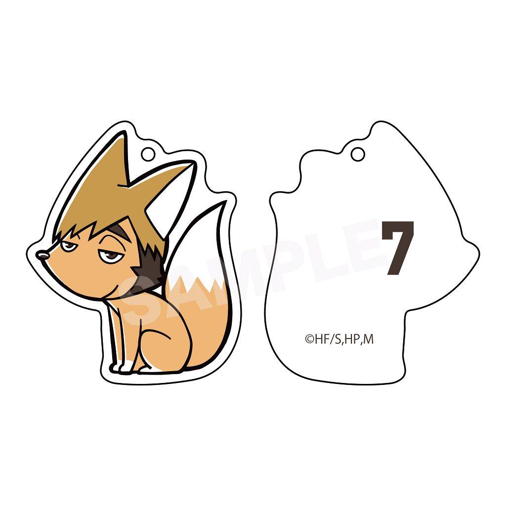 排球少年!! 「宮侑」反光掛飾 Reflector 09 Miya Atsumu【Haikyu!!】