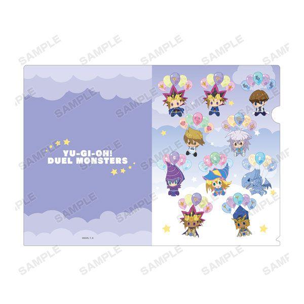 遊戲王 A4 文件套 集合 Ver. Group POPOON Clear File【Yu-Gi-Oh!】