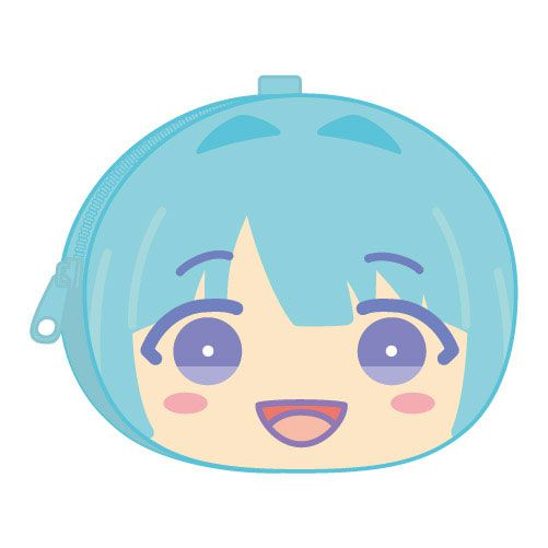 合奏明星 「紫之創」鬆軟饅頭 散銀包 Omanju Fukafuka Pouch 3 31. Hajime Shino【Ensemble Stars!】