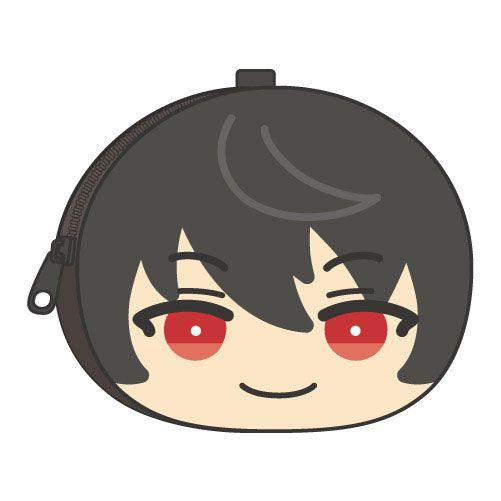 合奏明星 「朔間凛月」鬆軟饅頭 散銀包 Omanju Fukafuka Pouch 3 35. Ritsu Sakuma【Ensemble Stars!】