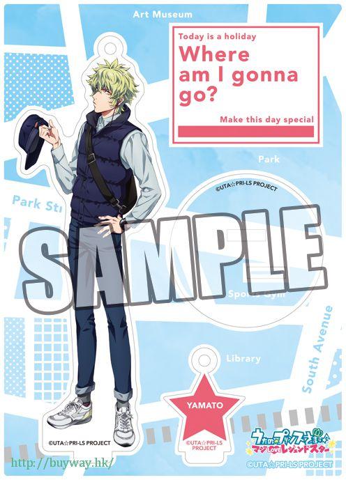 歌之王子殿下 「日向大和」角色企牌匙扣 Acrylic Key Chain Collection with Stand Hyuga Yamato【Uta no Prince-sama】