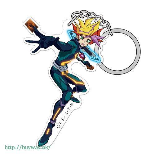 遊戲王 「藤木遊作」亞克力匙扣 Acrylic Keychain Playmaker【Yu-Gi-Oh!】