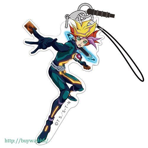 遊戲王 「藤木遊作」亞克力掛飾 Acrylic Strap Playmaker【Yu-Gi-Oh!】