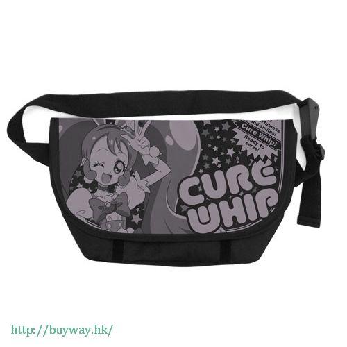 光之美少女系列 「宇佐美一花 / 奶油天使」郵差袋 Messenger Bag Cure Whip【Pretty Cure Series】
