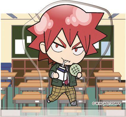 飆速宅男 「鳴子章吉」Part 2 角色企牌 Acrylic Stand Pop Part 2 Naruko Shoukichi 2【Yowamushi Pedal GRANDE ROAD】