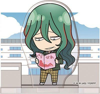 飆速宅男 「卷島裕介」Part 2 角色企牌 Acrylic Stand Pop Part 2 Makishima Yusuke 2【Yowamushi Pedal GRANDE ROAD】