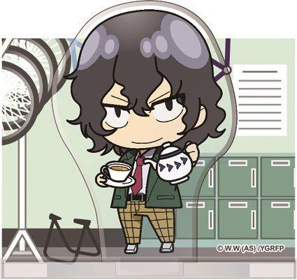 飆速宅男 「手嶋純太」Part 2 角色企牌 Acrylic Stand Pop Part 2 Teshima Junta 2【Yowamushi Pedal GRANDE ROAD】