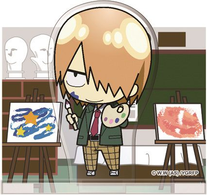 飆速宅男 「青八木一」Part 2 角色企牌 Acrylic Stand Pop Part 2 Aoyagi Hajime 2【Yowamushi Pedal GRANDE ROAD】