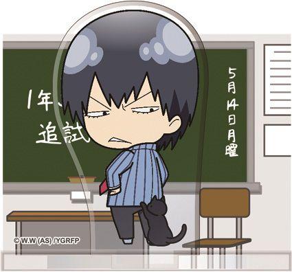飆速宅男 「荒北靖友」Part 2 角色企牌 Acrylic Stand Pop Part 2 Arakita Yasutomo 2【Yowamushi Pedal GRANDE ROAD】