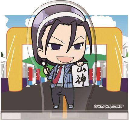 飆速宅男 「東堂盡八」Part 2 角色企牌 Acrylic Stand Pop Part 2 Toudou Jinpachi 2【Yowamushi Pedal GRANDE ROAD】
