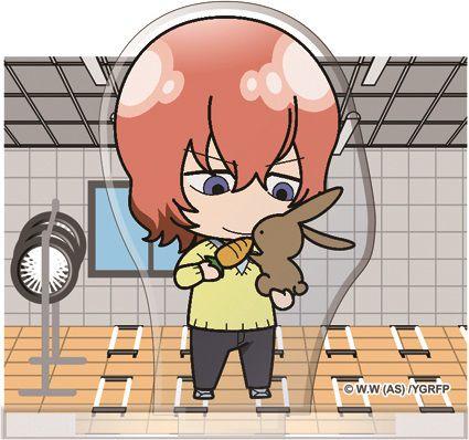 飆速宅男 「新開隼人」Part 2 角色企牌 Acrylic Stand Pop Part 2 Shinkai Hayato 2【Yowamushi Pedal GRANDE ROAD】