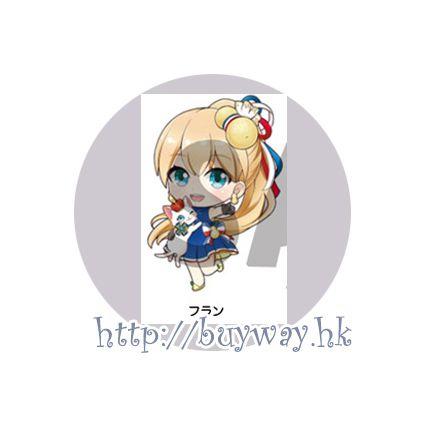 白貓Project 「洋梨」3 周年 亞克力匙扣 3rd Anniversary Acrylic Key Chain Fran【Shironeko Project】