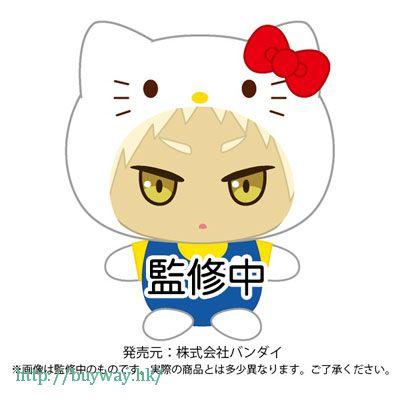 三麗鷗男子 「吉野俊介」Hello Kitty 公仔 Narikiri Plush Yoshino Shunsuke【Sanrio Danshi】