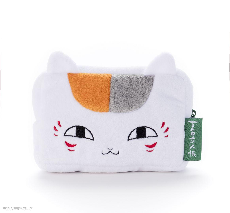 夏目友人帳 「貓咪老師・斑」多用途收納袋 Nyanko-sensei Pouch Normal【Natsume's Book of Friends】