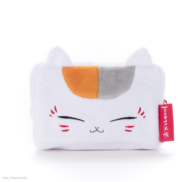 夏目友人帳 「貓咪老師・斑」寢顏 多用途收納袋 Nyanko-sensei Pouch Ohirune Face【Natsume's Book of Friends】