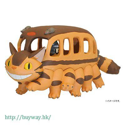 龍貓 「貓巴士」立體砌圖 KumuKumu Puzzle Cat Bus (KM-82)【My Neighbor Totoro】