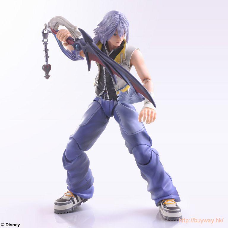 王國之心系列 PlayArts-改-「里克」 Play Arts Kai Riku【Kingdom Hearts】