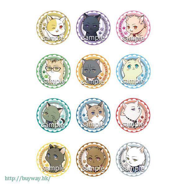 月歌。 「月貓」收藏徽章 Character Badge Collection【Tsukiuta.】