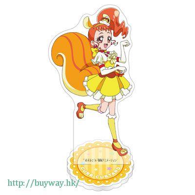 光之美少女系列 「奶黃天使」亞克力企牌 Acrylic Stand Cure Custard【Pretty Cure Series】