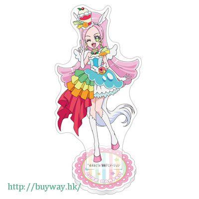 光之美少女系列 「綺羅鈴」亞克力企牌 Acrylic Stand Cure Parfait【Pretty Cure Series】