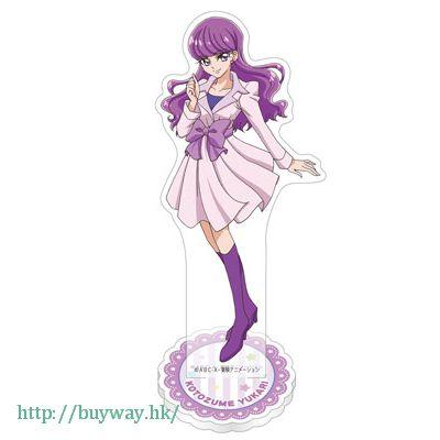 光之美少女系列 「琴爪緣」亞克力企牌 Acrylic Stand Kotozume Yukari【Pretty Cure Series】