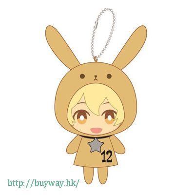 月歌。 「師走驅 (12月)」指偶公仔 掛飾 Finger Puppet Series Kakeru Shiwasu【Tsukiuta.】
