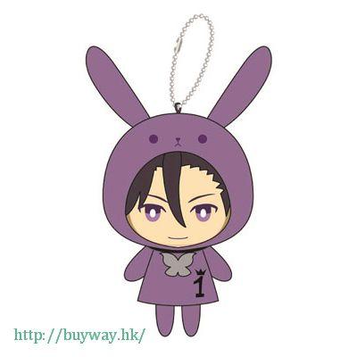 月歌。 「睦月始 (1月)」指偶公仔 掛飾 Finger Puppet Series Hajime Mutsuki【Tsukiuta.】