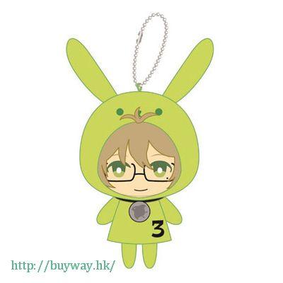 月歌。 「彌生春 (3月)」指偶公仔 掛飾 Finger Puppet Series Haru Yayoi【Tsukiuta.】