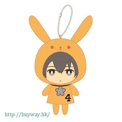 月歌。 「卯月新 (4月)」指偶公仔 掛飾 Finger Puppet Series Arata Uduki【Tsukiuta.】