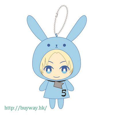 月歌。 「皐月葵 (5月)」指偶公仔 掛飾 Finger Puppet Series Aoi Satsuki【Tsukiuta.】