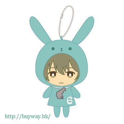 月歌。 「水無月淚 (6月)」指偶公仔 掛飾 Finger Puppet Series Rui Minaduki【Tsukiuta.】