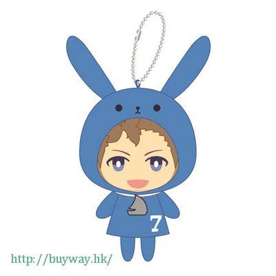 月歌。 「文月海 (7月)」指偶公仔 掛飾 Finger Puppet Series Kai Fuduki【Tsukiuta.】