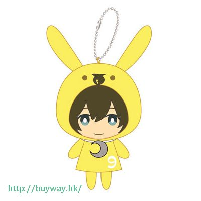 月歌。 「長月夜 (9月)」指偶公仔 掛飾 Finger Puppet Series Yoru Nagatsuki【Tsukiuta.】