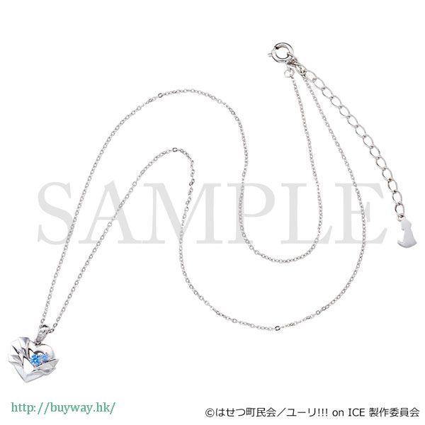 勇利!!! on ICE 「勝生勇利」溜動之心 吊墜 項鏈 Pendant: Yuri Katsuki【Yuri on Ice】