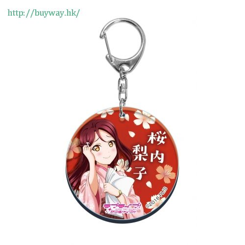 LoveLive! Sunshine!! 「櫻內梨子」亞克力匙扣 大正浪漫 ver. Acrylic Key Chain Taisho Romantic Ver. Riko Sakurauchi【Love Live! Sunshine!!】
