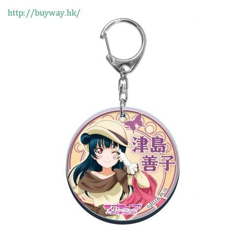 LoveLive! Sunshine!! 「津島善子」亞克力匙扣 大正浪漫 ver. Acrylic Key Chain Taisho Romantic Ver. Yoshiko Tsushima【Love Live! Sunshine!!】