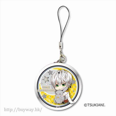 月歌。 「霜月隼 (11月)」掛飾 GyuGyutto Tinplate Strap Shimotsuki Shun【Tsukiuta.】