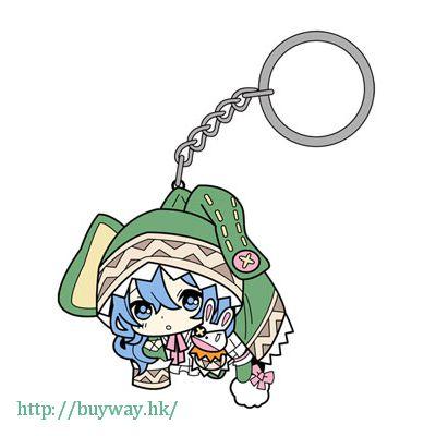 約會大作戰 「四糸乃」吊起匙扣 Pinched Keychain Yoshino【Date A Live】