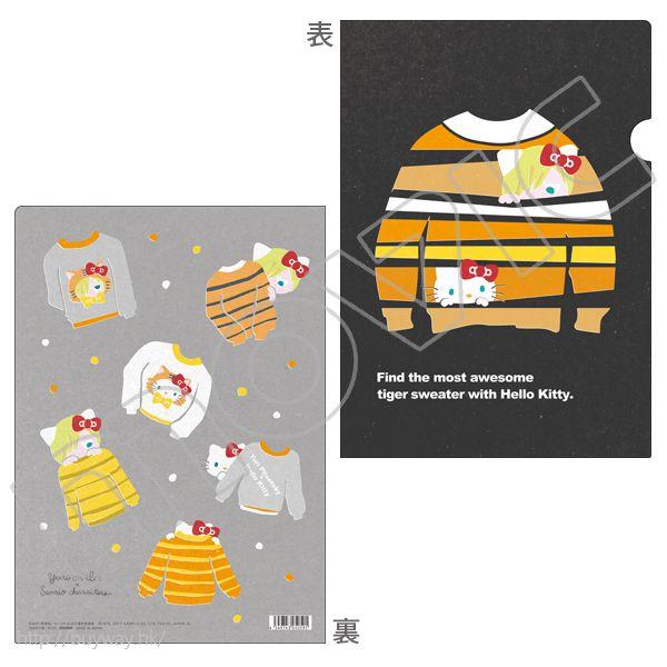 勇利!!! on ICE 「尤里 + Hello Kitty」Yuri on Ice × Sanrio characters 文件套 Clear File C Yuri Yuri on Ice×Sanrio characters【Yuri on Ice】