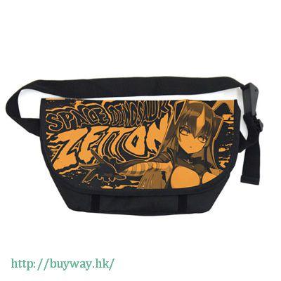 怪獸擬人化計畫 「宇宙恐龍傑頓」郵差袋 Messenger Bag Zetton【Ultra Kaiju Gijinka Keikaku】