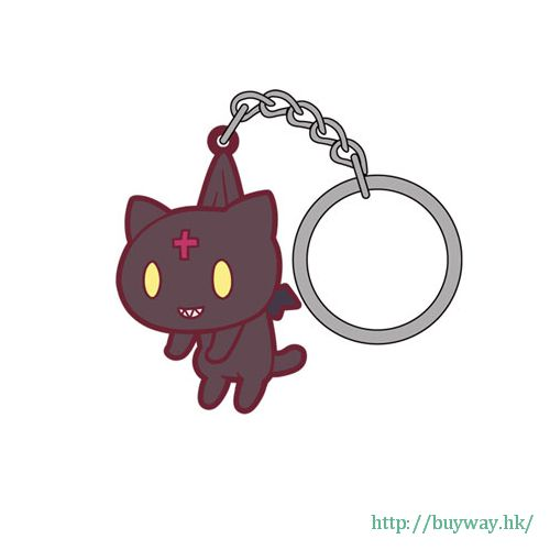 為美好的世界獻上祝福! 「豆之助」吊起匙扣 Pinched Keychain: Chomusuke【KonoSuba: God's Blessing on This Wonderful World!】